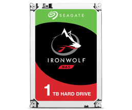 "Seagate IronWolf ST1000VN002 - 3.5"" - 1000 GB - 5900..."