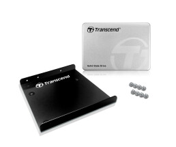 "Transcend SSD370S - 256 GB SSD - intern - 2.5"" (6.4..."