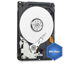 "WD Blue WD7500BPVX 2.5"" SATA 750 GB - Hdd - 5,400..."