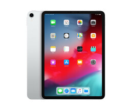 "Apple iPad Pro Wi-Fi 256 GB Silver - 11"" Tablet - A12X 2.5 GHz 27.96cm-Display"