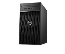 Dell Precision 3630 Tower - MT - 1 x Xeon E-2174G / 3.8...