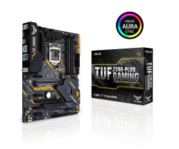 ASUS TUF Z390-PLUS GAMING - Motherboard - ATX - LGA1151...