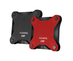 ADATA Durable SD600 - 256 GB SSD - extern (tragbar)