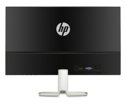 "HP 24f - 60.5 cm (23.8"") - 1920 x 1080 pixels - Full HD - LED - 5 ms - Black,Silver"