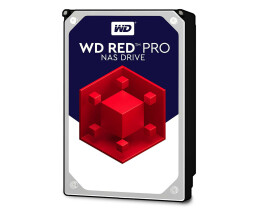 "WD Red Pro - 3.5"" - 8000 GB - 7200 RPM"
