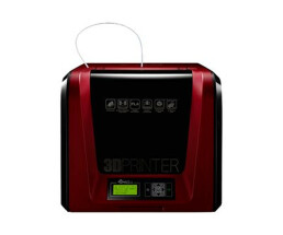 "XYZprinting da Vinci Jr. 1.0 Pro - LCM - 6.6 cm (2.6"") - Black,Red - SD - 60 W - 100/240 V"