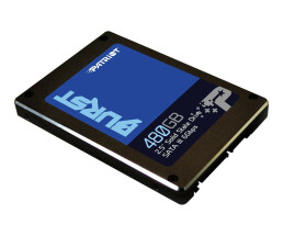 "Patriot Burst - 480 GB SSD - intern - 2.5"" (6.4 cm)..."