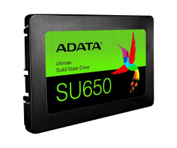 "ADATA Ultimate SU650 - 120 GB SSD - intern - 2.5""..."