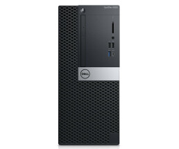 Dell OptiPlex 5060 - MT - 1 x Core i7 8700 / 3.2 GHz -...