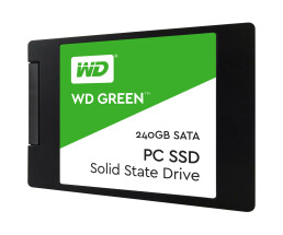 WD Green SSD WDS480G2G0A - 480 GB SSD - intern -...