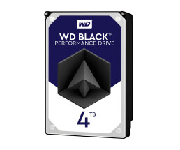 "WD Black - 3.5"" - 4000 GB - 7200 RPM"