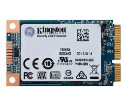 Kingston UV500 - 480 GB SSD - intern - mSATA - SATA 6Gb/s - 256-Bit-AES - Self-Encrypting Drive (SED), TCG Opal Encryption 2.0