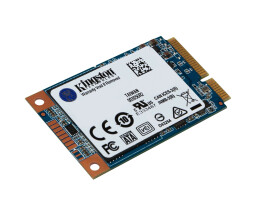 Kingston UV500 - 240 GB SSD - intern - mSATA - SATA 6Gb/s - 256-Bit-AES - Self-Encrypting Drive (SED), TCG Opal Encryption 2.0