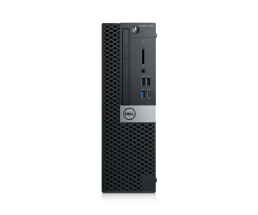 Dell OptiPlex 7060 - SFF - 1 x Core i5 8500 / 3 GHz - RAM...