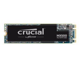 Crucial MX500 - 500 GB SSD - intern - M.2 2280 - SATA...