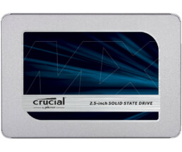 "Crucial MX500 - 1000 GB - 2.5"" - 560 MB/s - 6 Gbit/s"