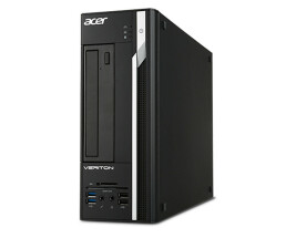 Acer Veriton X X4650G - 3.9 GHz - 7th gen Intel® Core™ i3 - 4 GB - 1000 GB - DVD±RW - Windows 10 Pro