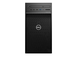 Dell Precision 3630 Tower - MT - 1 x Core i5 8500 / 3 GHz - RAM 8 GB - HDD 1 TB - DVD-Writer - UHD Graphics 630 - GigE - Win 10 Pro 64-Bit - vPro - Monitor: keiner - BTP