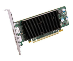 Matrox M9128 LP - Grafikkarten - M9128 - 1 GB DDR2 - PCIe...