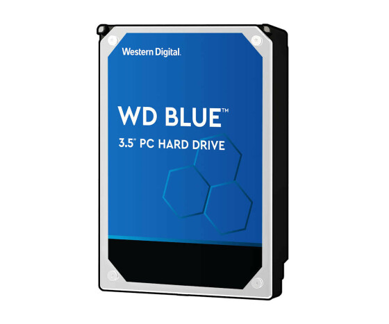 "WD Blue 3.5"" SATA 6,000 GB - Hdd - 5,400 rpm - Internal"