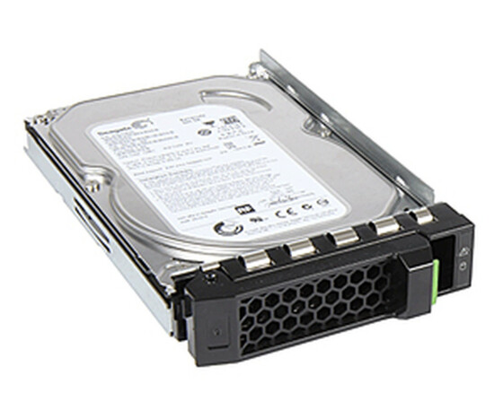 "Fujitsu Business Critical - Festplatte - 1 TB - Hot-Swap - 3.5"" LFF (8.9 cm LFF) - SATA 6Gb/s - 7200 rpm - Puffer: 64 MB - für PRIMERGY RX2510 M2, RX2530 M2, RX2540 M2, RX2540 M2 Storage Spaces, TX1330 M2, TX2560 M2"