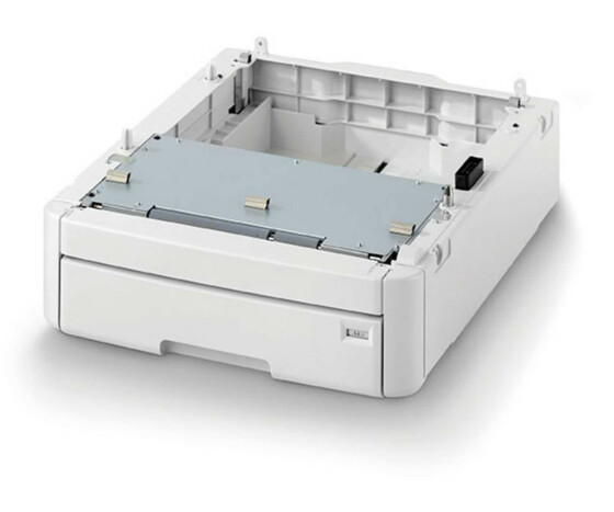 OKI - media compartment and tray - 530 sheets in 1 drawer (trays) - for C5600, 5700, 5800, 5900, 5950