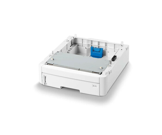 OKI - media compartment and tray - 550 sheets in 1 drawer (trays) - for B6250, 6250dn, 6250n