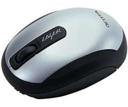 Dicota Store Laser D30100 - Mouse with Cable Roll...