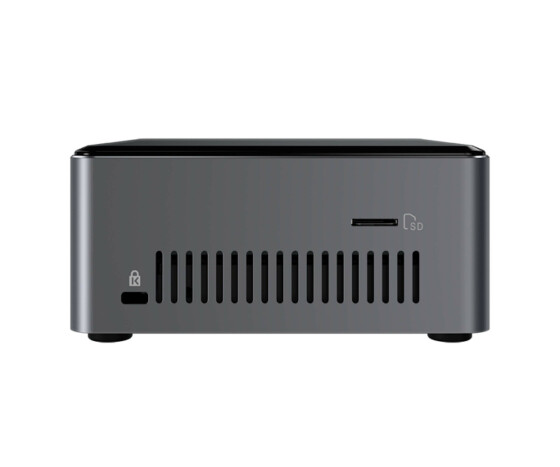 Intel NUC NUC7i3BNHXF - 2.40 GHz - 7th gen Intel® Core™ i3 - i3-7100U - 4 GB - 1000 GB - Windows 10 Home