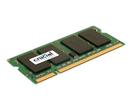 Crucial - DDR2 - 2 GB - SO DIMM 200-PIN - 800 MHz /...