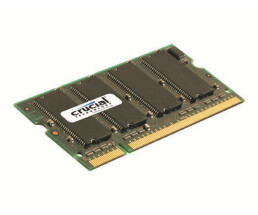 Crucial - DDR2 - 1 GB - SO DIMM 200-PIN - 800 MHz /...