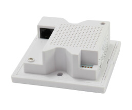 LevelOne N300 PoE Wireless Access Point - In-Wall Mount - Controller Managed - 300 Mbit/s - 300 Mbit/s - 2.4 - 2.4835 GHz - IEEE 802.11b,IEEE 802.11e,IEEE 802.11g,IEEE 802.11i,IEEE 802.11n,IEEE 802.1x,IEEE 802.3,IEEE... 36 user(s) - 13 channels
