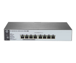 HPE 1820-8G - Switch - managed - 4 x 10/100/1000 (PoE+)