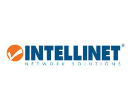 Intellinet 16-port Gigabit Ethernet PoE + Switch with 2 SFP ports and LCD display PoE + / PoE - Switch - 1 Gbps