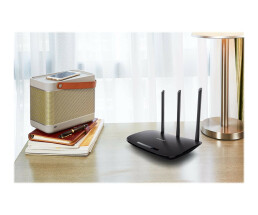 TP-LINK TL-WR940N N450 Wlan n Router - Router - WLAN