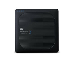 WD My Passport Wireless Pro WDBP2P0020BBK -...