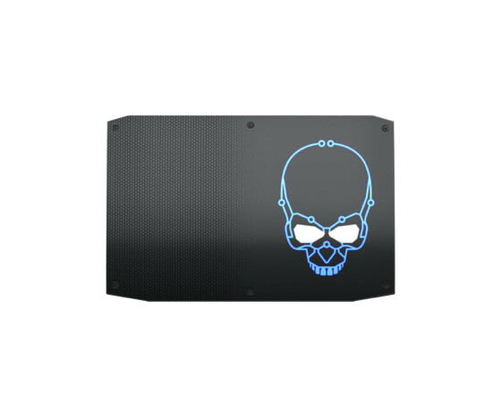Intel Next Unit of Computing Kit NUC8i7HVKVA - Enthusiast - Barebone - Mini-PC - 1 x Core i7 8809G / 3.1 GHz - RAM 16 GB - SSD 1 TB - NVMe - Radeon RX Vega M GH - GigE - WLAN: 802.11a/b/g/n/ac, Bluetooth 4.2 - Win 10 Home 64-Bit - EU-Stromkabel