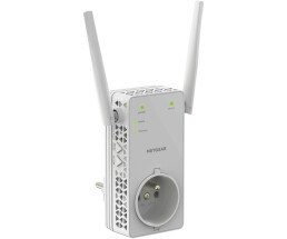 Netgear AC1200 Wireless Range Extender - Repeater - Wireless