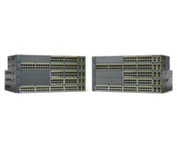 Cisco Catalyst WS-C2960+24TC-L - Managed - L2 - Fast Ethernet (10/100) - Full duplex