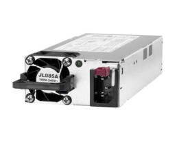 HPE Aruba X371 - Stromversorgung redundant / Hot-Plug - Wechselstrom 100-240 V - 250 Watt - für HPE Aruba 2930M 24 Smart Rate POE+ 1-Slot, 3810M, 3810M 16SFP+ 2-slot Switch