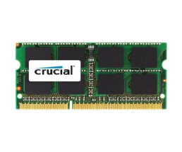 Crucial 8GB DDR3 1333 MT/s CL9 PC3-10600 SODIMM 204pin...