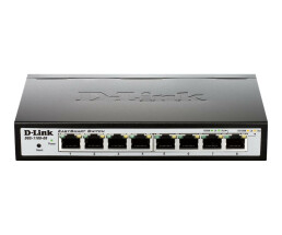 D-Link EasySmart Switch DGS-1100-08 - Switch - verwaltet...