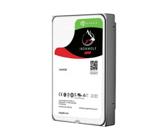 """Seagate NAS HDD IronWolf - 3.5"""" - 12000 GB - 7200 RPM"""