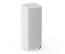 Linksys Velop Whole Home Mesh Wi-Fi System (Pack of 1) - 867 Mbit/s - 867 Mbit/s - 1000 Mbit/s - IEEE 802.11a,IEEE 802.11ac,IEEE 802.11b,IEEE 802.11g,IEEE 802.11n - Multi User MIMO - 256-QAM