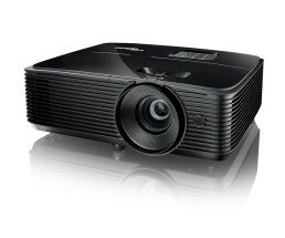 "Optoma HD143X - 3000 ANSI lumens - DLP - 1080p (1920x1080) - 23000:1 - 16:9 - 711.2 - 7645.4 mm (28 - 301"")"