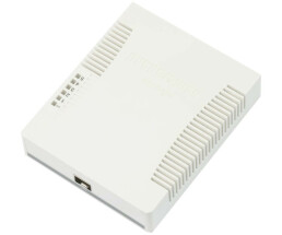 MikroTik RouterBOARD 260GS RB260GS RB Gigabit Ethernet Switch - Switch - Mini-PCI