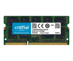 Crucial - DDR3L - 4 GB - SO DIMM 204-PIN - 1866 MHz /...