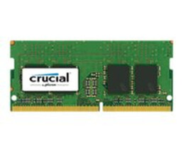 Crucial - DDR4 - 8 GB - SO DIMM 260-PIN - 2400 MHz /...