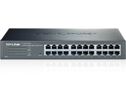 TP-LINK JetStream - Managed - L2 - Gigabit Ethernet...
