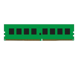 Kingston ValueRAM - DDR4 - 8 GB - DIMM 288-PIN - 2400 MHz...